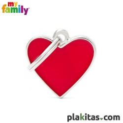 Corazón Rojo S