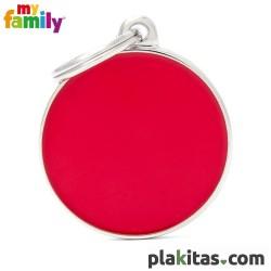 Círculo Rojo L