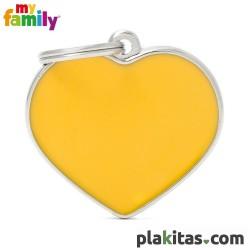 Corazón Amarillo L