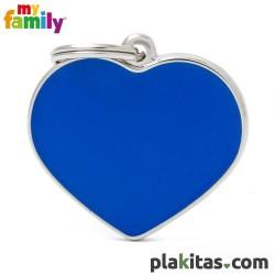 Corazón Azul L