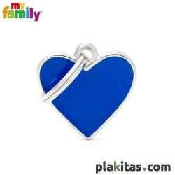 Corazón Azul S
