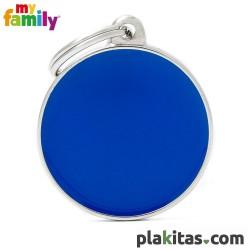 Círculo Azul L