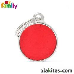 Círculo Rojo Reflectante S