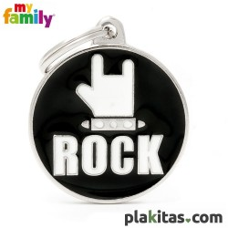 """Círculo """"Rock"""""""